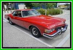 cool 1973 Buick Riviera Boat-Tail - For Sale View more at http://shipperscentral.com/wp/product/1973-buick-riviera-boat-tail-for-sale/