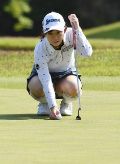 Golf Attire, Golf Outfit, Girls Golf, Ladies Golf, Japonesas Hot, Beautiful Chinese Women, Sexy Golf, Tennis Fashion, Golf Player