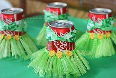 hawaiian themed party food Success