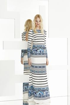 Emilio Pucci Resort 2015. Read the review on Vogue.com.