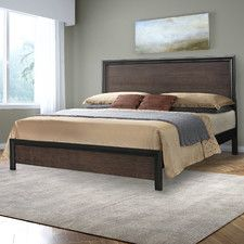 Lakeport Panel Bed