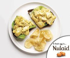 Try this delicious Curried Egg Salad Sandwich tonight for dinner or pack in for lunch next day. For Full Recipe - click here: http://ablog.link/37c, remember to pick up your favourite #Nulaid eggs from your nearest retailer outlet. #FarmFresh