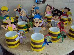 Lembrancinhas do Chaves para Aniversário Infantil