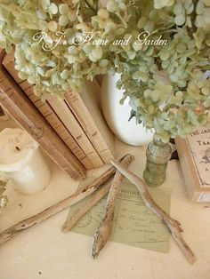 流木を飾ってみる* |.P*J* 's Home & Garden