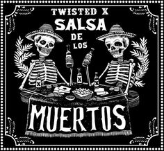 Salsa of the dead.
