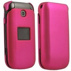 LG Envoy 2 Compatible Rubberized Protective Cover - Pink - $7.95