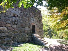 The Blockhouse, Central Park North Woods | Community Post: 20 Hidden Gems To Make You Fall In Love With NYC Again