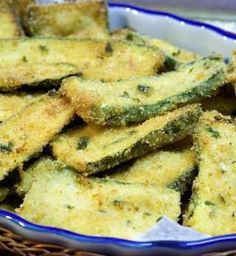 10 new and different ways to use zucchini!