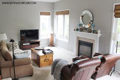 The living room is where most of us relax, visit with friends and welcome guest. Make your living room not...  Read more »