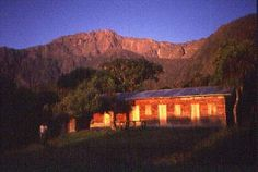 Darrell left from the MariaKamba Huts this morning as he started day two of his climb to Mt Meru with Private Expeditions