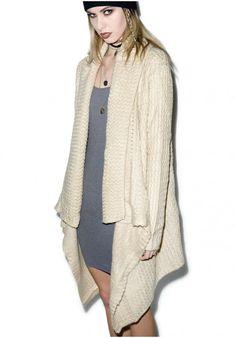 IN THE HEART OF THE NIGHT CARDIGAN - Minkpink - $82
