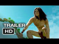 Tarzan TRAILER (2013) - Animation Movie HD  #movietrailer #movies #movieclips
