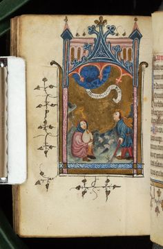 Book of Hours, MS M.314 fol. 73v - Images from Medieval and Renaissance Manuscripts - The Morgan Library & Museum