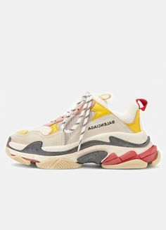 32b028c1932c Balenciaga s Triple-S Sneaker Is About To Drop! Balenciaga Sneakers