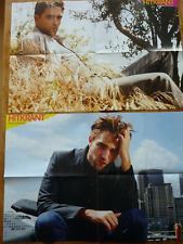 Robert Pattinson clippings and posters in a set, for sale on #ebay now #twilight #rpattz