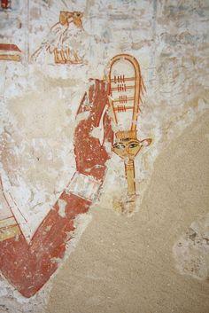 https://flic.kr/p/8ZCydz | Tumba del escriba Menna : Sheikh Abd el-Qurna TT69 , Luxor Tumba de un noble escriba. Tutmosis IV ?