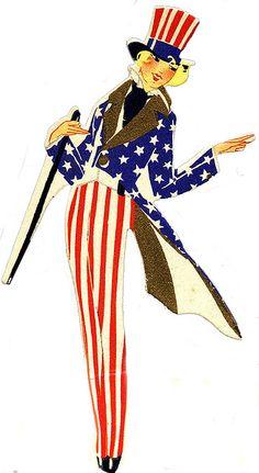 Uncle Sam bridge tally