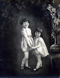 Peggy Ahern 1917–2012 (older sister of silent child actress Lassie Lou Ahern)