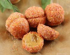Persiki Recipe- Персики- Peach Pastries