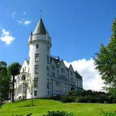 Gamlehaugen Royal Castle, Bergen, Norway