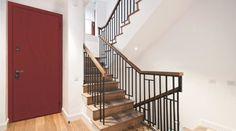 Usa de intrare apartament pentru parter – Criterii de selectie / Entrance door for 1st floor apartment - Selection criteria. Stairs, Blog, Home Decor, Ladders, Homemade Home Decor, Stairway, Blogging, Staircases, Decoration Home