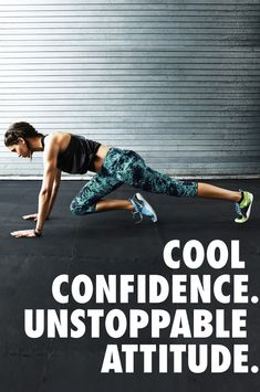 Take on a new philosophy for summer. #nike