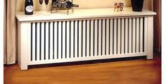 how to make a window seat radiator cover - Google Search