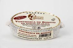 VENTRESCA DE BONITO EN ACEITE DE OLIVA