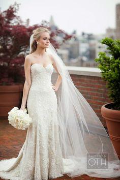 Bowery Hotel Wedding by Christian Oth Studio + Lyndsey Hamilton Events Wedding Wishes, Wedding Bells, Hotel Wedding, Dream Wedding, Bridal Gowns, Wedding Gowns, Wedding Bride, Lace Wedding, Wedding Styles