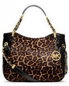 Michael Kors another leopard print