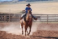 Little cowboy in the making at Red Reflet Ranch     http://www.ranchseeker.com/index.cfm/pg/listing_details/id/12011/frompopup/0 #wyoming #duderanch
