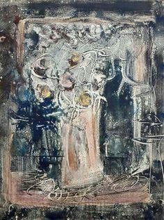 Ehssan Sattouf  /Monotype/ 42×31 cm