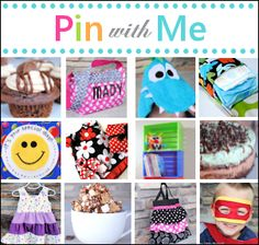 25 Beginner Sewing Projects- toddler bib, ear warmer, receiving blanket, diaper holder, lots of great ideas!
