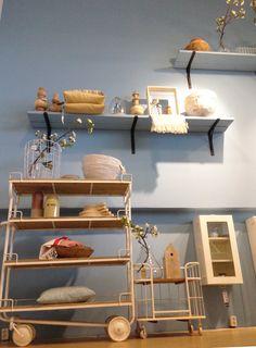 Het Kabinet - Bunnik. Frisse lentethema's zijn doorgevoerd in de winkel, we hebben een complete transformatie ondergaan!
