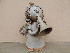 Anděl s trumpetou