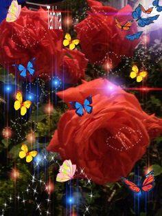 Flor roja...