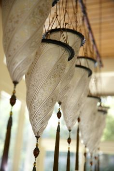 Fortuny chandelier