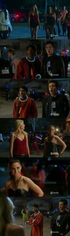 "#Stitchers 1x02 ""Friends in Low Places"""