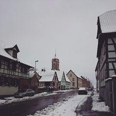 Durrenbach, Alsace