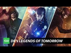 Heroes Unite In The Latest Trailer For DC's Legends Of Tomorrow - It's All The Rage