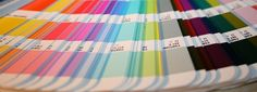 """Pantone Color: Product Guide ~~ Pantone was founded in 1962 as a small business that manufactured color cards for cosmetics companies. Since their humble beginning, Pantone has become a mainstay for color in the design world. The Pantone Matching System allows colors to be """"matched"""" when…"""