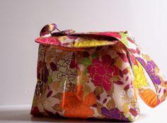 "handbag made with ""Bohemian Soul""  http://patbravo.com/BohemianSwatches.html"