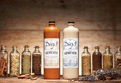Genever, la ginebra holandesa, para beber sola (pero en compañía) - http://www.absolutholanda.com/genever-la-ginebra-tipica-para-beber-sola/