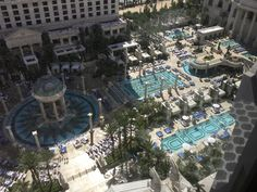 Caesars Palace Las Vegas 2015