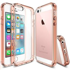 iPhone SE Case, [Ringke FUSION] Crystal Clear PC Back TPU... http://www.amazon.com/dp/B01B1W1I8S/ref=cm_sw_r_pi_dp_-iBrxb139N442