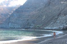 Acantilado y Playa de Los Gigantes VI