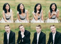 Maria Vicencio Photography 2012 Holiday Card