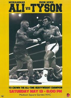 Mike Tyson vs Muhammad Ali More Islamic Quotes: http://greatislamicquotes.com/ramadan-quotes-greetings-wishes/