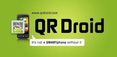 Awesome app - Teachers could use this in so many ways! I am trying this! QR Droid