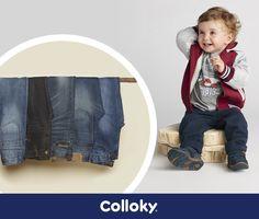 Los mejores jeans para los pequeños :)